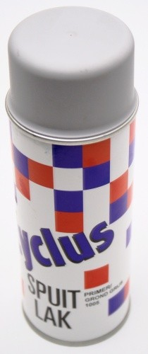 Cyclus 400 ML Sprühfarbe GREY PRIMER PRIMER