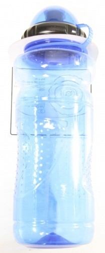 TOM flasche transparent 700 ml blau